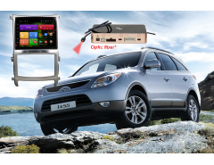 Штатное головное устройство Hyundai IX55 Redpower 51197 IPS DSP автомагнитола android