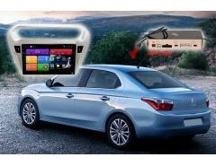Штатное головное устройство Citroen C-Elysee, Peugeot 301 автомагнитола Redpower 51231 R IPS DSP