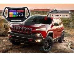 Штатное головное устройство Jeep Cherokee автомагнитола Redpower 31215 R IPS DSP Android