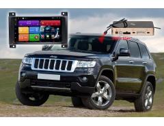 Головное устройство RedPower 51218 IPS DSP на автомобили Jeep Grand Cherokee
