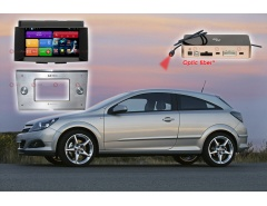 Автомагнитола Android Opel Astra RedPower 31219 IPS DSP головное устройство