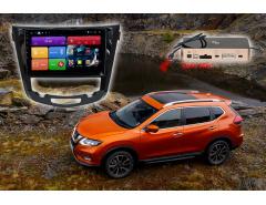 Штатное головное устройство Nissan qashqai, X-trail автомагнитола Redpower 31301 R IPS DSP android
