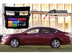 Штатное головное устройство Nissan Teana автомагнитола Redpower 31302 R IPS DSP Android