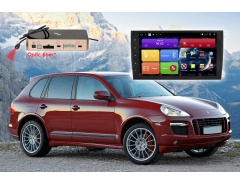 Головное устройство RedPower 31303 IPS DSP Porsche Cayenne автомагнитола