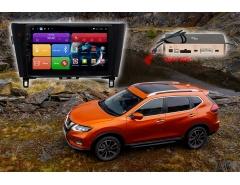 Штатное головное устройство Nissan qashqai, X-trail автомагнитола Redpower 51310 R IPS DSP android