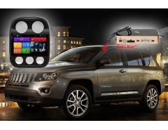 Штатное головное устройство Jeep Compass автомагнитола Redpower 51316 R IPS DSP Android