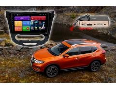Штатное головное устройство Nissan qashqai, X-trail автомагнитола Redpower 31321 R IPS DSP android