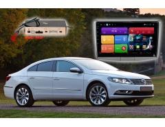 Штатное головное устройство Volkswagen Passat CC, B6 автомагнитола Redpower 31400 R IPS DSP Android