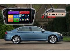 Штатное головное устройство Volkswagen Passat B8 автомагнитола Redpower 31401 R IPS DSP Android