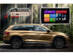Штатное головное устройство Шкода Кодиак Redpower 31405 R IPS DSP автомагнитола android