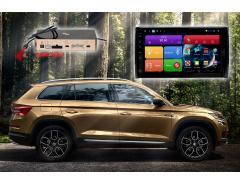 Штатное головное устройство Шкода Кодиак Redpower 51405 R IPS DSP автомагнитола android