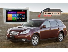 Штатное головное устройство Subaru Outback автомагнитола Redpower 31462 IPS DSP Android