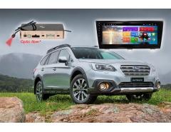 Штатное головное устройство Subaru Outback Redpower 31562 IPS DSP автомагнитола