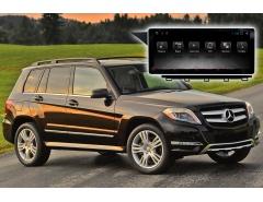 Магнитола Mercedes Benz GLK-класс