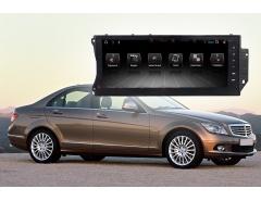 Штатная автомагнитола RedPower 31968 IPS Mercedes Benz C-class W204 2011-2014