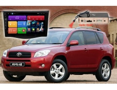 Магнитола Toyota Rav4 автомагнитола Redpower 51018 R IPS DSP Android
