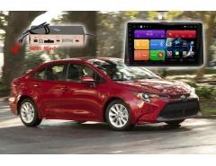 Штатное головное устройство Toyota Corolla Redpower 51072 R IPS DSP автомагнитола android