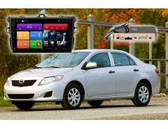 Штатное головное устройство Toyota Corolla Redpower 51163 R IPS DSP автомагнитола android