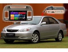 Штатное головное устройство Toyota Camry V30 автомагнитола Redpower 51164 R IPS DSP android