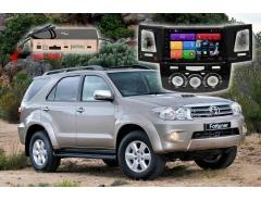 Штатное головное устройство для Toyota Fortuner, Hilux. RedPower 51269 R IPS DSP