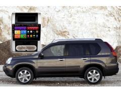 Автомагнитола для Nissan X-trail Redpower 61001 цветное меню