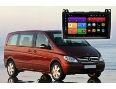 Автомагнитола RedPower для Mercedes Vito, Viano, Volkswagen Crafter Redpower 61068 цветное меню