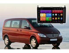 Автомагнитола RedPower для Mercedes Vito, Viano, Volkswagen Crafter Redpower 61068M цветное меню