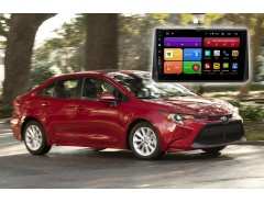 Автомагнитола для Toyota Corolla Redpower 61072 цветное меню