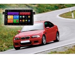 Автомагнитола RedPower для BMW 3 кузов E46 Redpower 61081 цветное меню