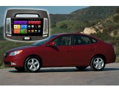 Автомагнитола RedPower для Hyundai Elantra Redpower 61092 цветное меню