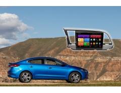 Автомагнитола RedPower для Hyundai Elantra Redpower 61094 цветное меню