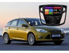 Автомагнитола для Ford Focus 3 Redpower 61150 цветное меню