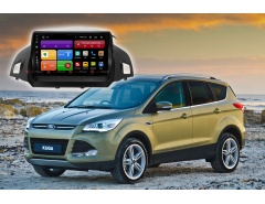 Автомагнитола RedPower для Ford Kuga 2 Redpower 61151 цветное меню