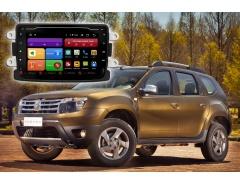 Автомагнитола для Renault, Lada, Nissan Redpower 61157 цветное меню