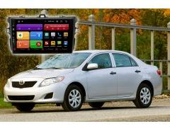 Автомагнитола для Toyota Corolla Redpower 61163 цветное меню
