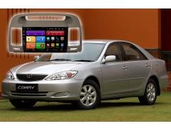 Автомагнитола для Toyota Camry V30 Redpower 61164 цветное меню
