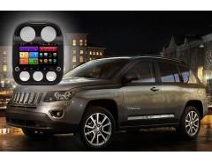 Автомагнитола для Jeep Compass Redpower 61316 KNOB цветное меню