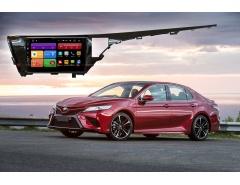Автомагнитола для Toyota Camry XV70 Redpower 61331 цветное меню