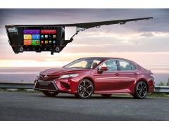 Автомагнитола для Toyota Camry XV70 Redpower 61331 KNOB цветное меню