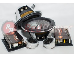 комплект 2х компонентной акустики Redpower HI-FI