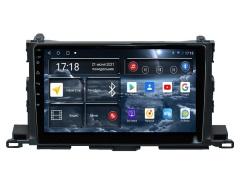 Автомагнитола RedPower 71184 для Toyota Highlander 3-поколение XU50 (03.2013-07.2020)