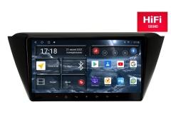 Автомагнитола RedPower 75015 Hi-Fi для Skoda Fabia 3-поколение (09.2014-06.2018)