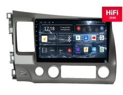Автомагнитола RedPower 75024 Hi-Fi для Honda Civic 8-поколение (09.2005-03.2012)