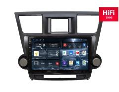 Автомагнитола RedPower 75035 Hi-Fi для Toyota Highlander 2-поколение XU40 (08.2010-12.2013)