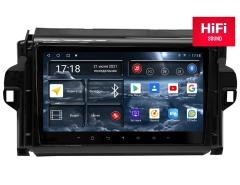 Автомагнитола RedPower 75069 Hi-Fi для Toyota Fortuner 2-поколение (07.2015-07.2020)