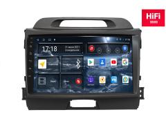Автомагнитола RedPower 75074 Hi-Fi для KIA Sportage 3-поколение (08.2010-03.2016)