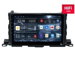 Автомагнитола RedPower 75184 Hi-Fi для Toyota Highlander 3-поколение XU50 (03.2013-07.2020)
