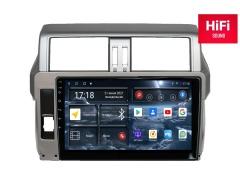 Автомагнитола RedPower 75265 Hi-Fi для Toyota Land Cruiser Prado 150 (09.2013 - 11.2017)
