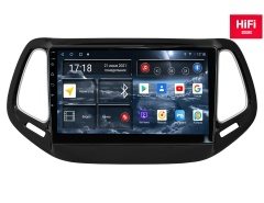 Автомагнитола RedPower 75315 Hi-Fi для Jeep Compass 2-поколение с маленьким дисплеем (09.2016-н.в)