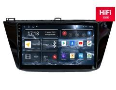 Автомагнитола RedPower 75403 Hi-Fi для Volkswagen Tiguan 2-поколение Mk 2 (01.2016-н.в)